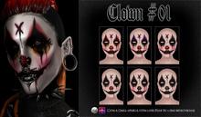 SpookShow - Clown #01