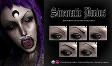 SpookShow - Sinematic Brows