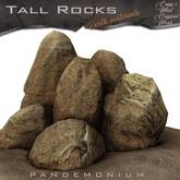 New Release Tall Rocks Tan Version