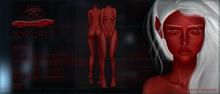 HUMAN GLITCH // SKN01/RD (wear)