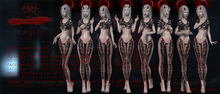 HUMAN GLITCH // IDLM POSE / TATTOO SET (wear)