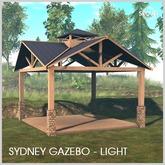 Sequel - Sydney Gazebo - Light