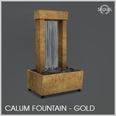 Sequel - Calum Fountains - Gold
