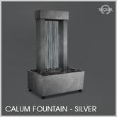 Sequel - Calum Fountains - Silver