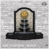 Sequel - Sun Fountain - Black