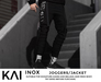 KAI - joggers INOX - [FATPACK]