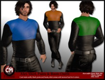 CM Creations Alex Outfit, Gianni, Slink, Jake