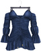adorsy - Magdalena Dress Blue - Maitreya/Legacy