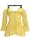adorsy - Magdalena Dress Yellow - Maitreya/Legacy