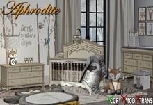 Aphrodite - Wild little forest - Boy`s Nursery COMPLETE
