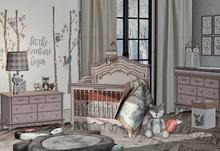Aphrodite - Wild little forest - Girls`s Nursery (COMPLETE)