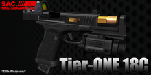 [SAC] Tier-One 18C Dual Pistol with Holsters v1.03 Box