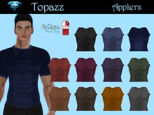 Men's Dark T Shirt Applier