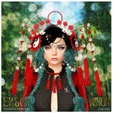 ERSCH - Nihon Gacha Comb 01 Blue