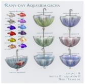 *N*Rainy-Day Aquarium #2<box>