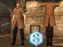 Mw- Soldier Singature Outfit Brown