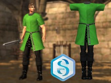 Mw- Soldier Singature Outfit Green