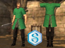 Mw- Soldier Singature Outfit Teal