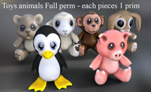 *Seek* Toys animals FP