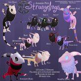 darkendStare. Strangelings [Pastel Goth] (Perch)