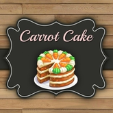 DFS Carrot cake (not texture)