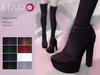 Rosy Shoes with Stockings for Maitreya / Kemono