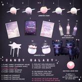 +Half-Deer+ Candy Galaxy (1 random item)