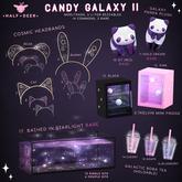 +Half-Deer+ Candy Galaxy II (1 random item)