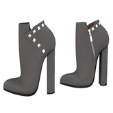 I.M. Collection Indian Summer Grey Boots