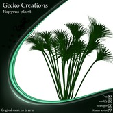 GC-Papyrus plant (Boxed) Add