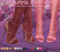 *B.D.R.* Pocket Price: Celebration -Heels-