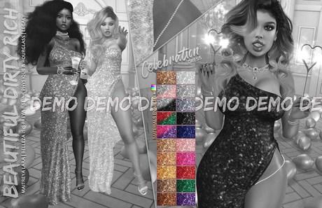 *B.D.R.* Celebration -Dress- DEMO