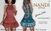 [Nandi Style] - Bag Dress Elsa.