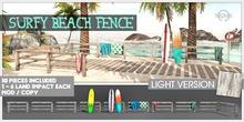 Sequel - Surfy Beach Fence - Light