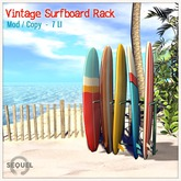 Sequel - Vintage Surfboard Rack
