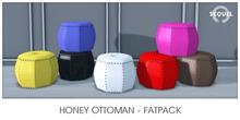 Sequel - Honey Ottoman - Fatpack