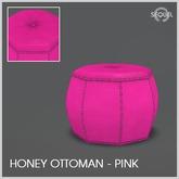 Sequel - Honey Ottoman - Pink