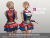 [WY]Full Perm 323 Short skirt