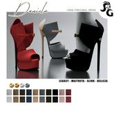 ::SG:: Daniela Shoes - LEGACY