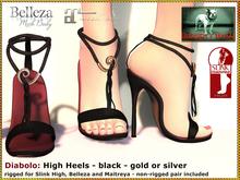 DEMO Bliensen + MaiTai - Diabolo - High Heels