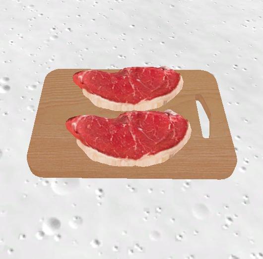 DFS Raw Steak 1