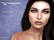 :NoobaSS: Christina shape for CATWA Bento Head Kimberly
