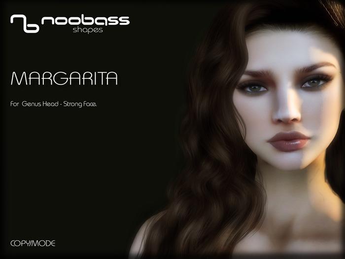 :NoobaSS: Margarita shape for Genus Head