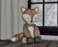 Aphrodite - Wild little forest - Fox Cuddle Pet - Brown