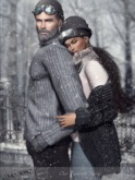 <EMOZIONE> Couple Pose **Our Favorite Story**! [BAG]