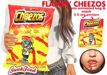 Junk Food - Flamin Cheezos