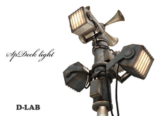 D-LAB SP Deck light-ve