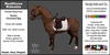 *E* RealHorse Animesh Rideable Horse - Cleveland Bay Hunter [Add & Click]