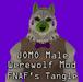 FNAF V3 Male Tangle Mod