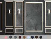 .:Abedul:. Eclectic Wall Panels  [FatPack] / Texture Change